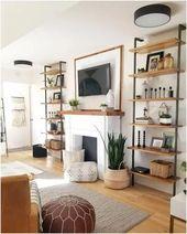 30 living room furniture design & decoration ideas