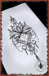 Rücken Tattoos