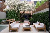 Sofás y Sessel – SET Sofá Sofá Sessel Lounge Liege Ottomane – ein Designerstüc …  – garten