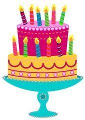 Freie Kuchen Bilder Cliparts Co Kuchen Zeichnung Geburtstag