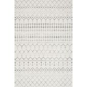 Clair Southwestern Gray Area Rug