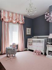 babyroom window curtains draped-subtle color combinations  – Zukünftige Projekte