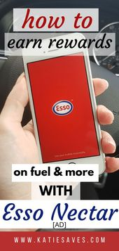 [AD] Earn Rewards with Esso Nectar and the Esso App