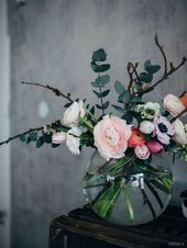 43 Beautiful spring floral arrangements for the decoration of your home