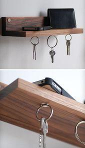 16 Schlüsselhalter, um Sie zu organisieren, #financeorganization #organisieren #Schlüsselhal…