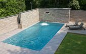 25 Amazing Minimalist Swimming Pool Designs For Luxury Houses