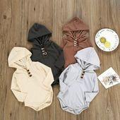 Baby-Winter-Fall-Herbst Hoodie-Spielanzug thermisch - #babyboy #BabyWinterFallHerbst #HoodieSpielanzug #thermisch