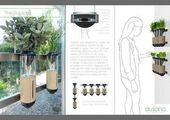 Ganzen Artikel lesen mini aquaponic restauriert – Kleine Balkonideen   – Kleiner Balkon