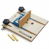 Rockler Router Table Box Joint Jig #WoodworkThatSell