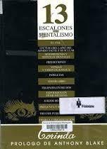 Tecnicas De Mentalismo E Pnl Corinda 13 Escalones Del Mentalismo Pdf Escalones Libros