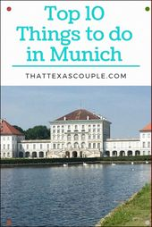 If You're Looking For Things To Do In Munich, Then You Need To Read This Post. W…