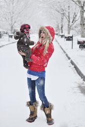 such a cute photo during your babies first winter! @Becky Hui Chan Hui Chan John… – KINDER