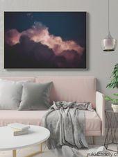 Intrépide No. 2 Cloud Painting CORINNE MELANI #…