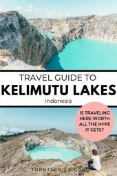 Do you have to go to Kelimutu Nationwide Park