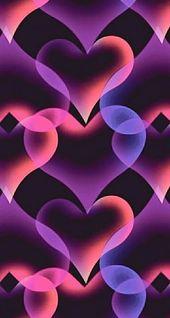 huawei fondo de pantalla 32 Trendy Wall Paper Love Heart Amor Wallpapers