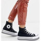 hessnatur Damen Sneaker aus Leder, Größe 41, rot hessnaturhessnatur