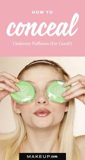 Taschen unter Ihren Augen haben eine Möglichkeit, alles zu verdunkeln und ein anderes zu ruinieren …   – Fashion … Hair … Nails etc …