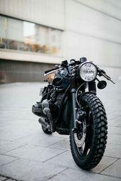101+ Bestes BMW Vintage Touren- und Abenteuermotorrad – #Adventure #BMW #Motorc …   – Art
