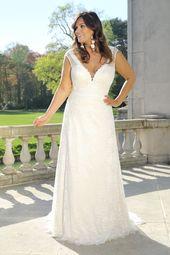 Plus-bröllopsklänningar – av Ladybird PlusSize – Visa kollektionen