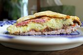 Sweet Potato Meatza Pie #PaleoKitchenLab