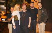 Carol Trentini y Paulo Gustavo Jantam entre amigos no RJ   – Notícias dos Famosos