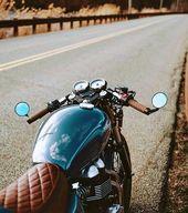 Kundenspezifischer Triumph.   – Biker Attitude – Motorcycle Club