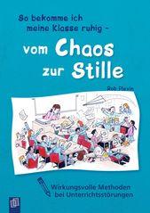 So bekomme ich meine Klasse ruhig – vom Chaos zur Stille – #bekomme #Chaos #ic…