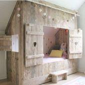 mommo design: HIDEAWAY BETTEN DIY Kinderbett Mädchen oder Jungen Bett Betten f  – Home