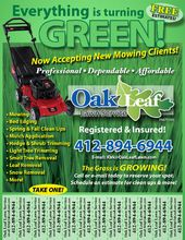 Lawn Care Flyers My First Advertisement Craigslist And Beyond Lawn Care Business Lawn Care Flyers Lawn Mowing Business
