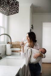 Baby Carrier pinterest || sarahesilvester