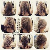 Tolle Frisuren für mittellanges Haar