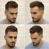 10+ beautiful hairstyles for men with thin hair