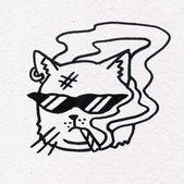 Best drawing tattoo cat tat Ideas
