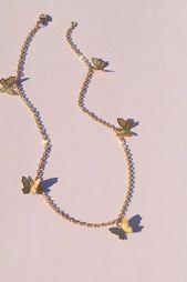 Der Beitrag Butterfly Necklace erschien zuerst auf Schmuck Blog. Ha…  – Jewellery