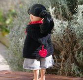 écharpe cape jupe pour type de poupée Cherie de Corolle 32/33 cm – Poupée – #Ca …   – Jupes