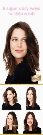 Frisuren für mittellanges Haar Indian Round Faces 29 Ideen, #Faces #hair #HairstyleForMed ……