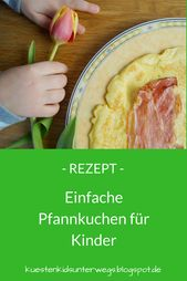 Recipe: Simple pancakes for kids