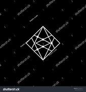 Blockchain Logo Template Technology Vector Design Stock Vector (Royalty Free) 1312676717