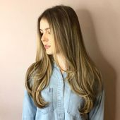 40 Long Hairstyles and Haircuts for Fine Hair