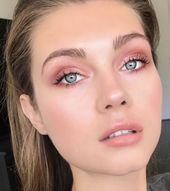 Augen Make-up für blaue Augen   – https://bild.listsforyou.com/