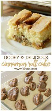Cinnamon Roll Cake, #Cake #Cinnamon #Cinnamonideas #Roll   – Cinnamon İdeas