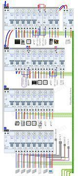 Schema D Installation De Montage Et De Raccordement D Un Tableau Electr Branchement Tableau Electrique Tableau Electrique Maison Installation Electrique Maison