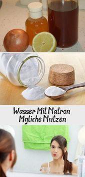 Wasser Mit Natron – Mögliche Nutzen – Nagelpilz