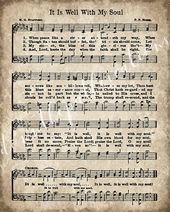 Vintage SMALL Sheet Music Pages LOT Crafting 75 Sheets from Old Hymnal