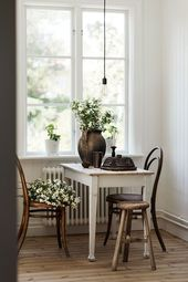 A Dreamy Swedish Country Home (my scandinavian hom…