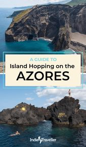 Azores Island Hopping Information (All of the Major Islands