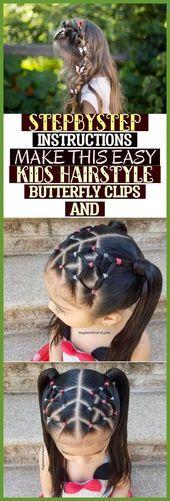#Hairstyles #Kids #Step #wedding #weddinghairstyles wedding hairstyles for kids