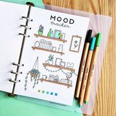 Over 33 simple ideas for the Bullet Journal to simplify your daily activities