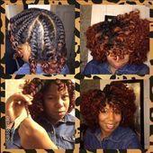 Gorgeous Twistout Results 😘👏👏 #hair2mesmerize #naturalhair #natural #cu…