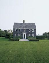 Amerikanisches Original: Ein Wochenendhaus   – | farmhouse HOME EXTERIORS |